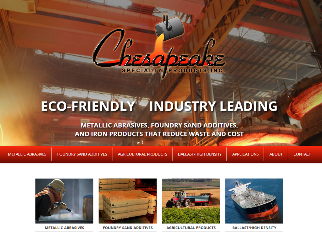 Chesapeake Specialty Products, Inc